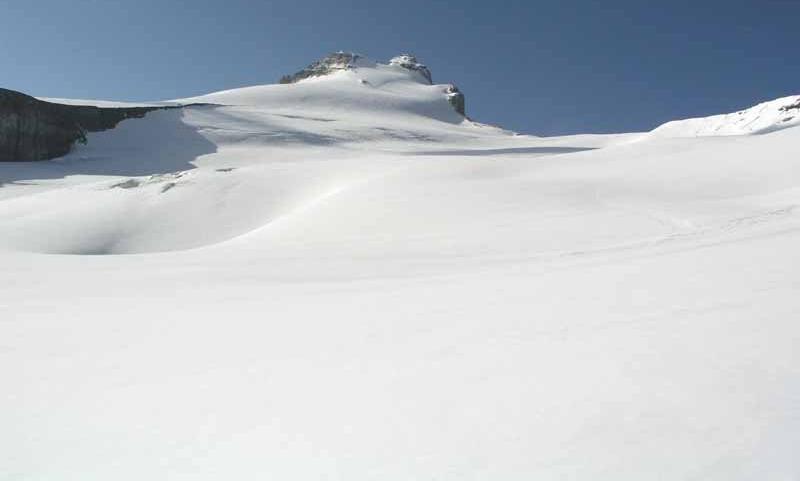 Hector North Glacier