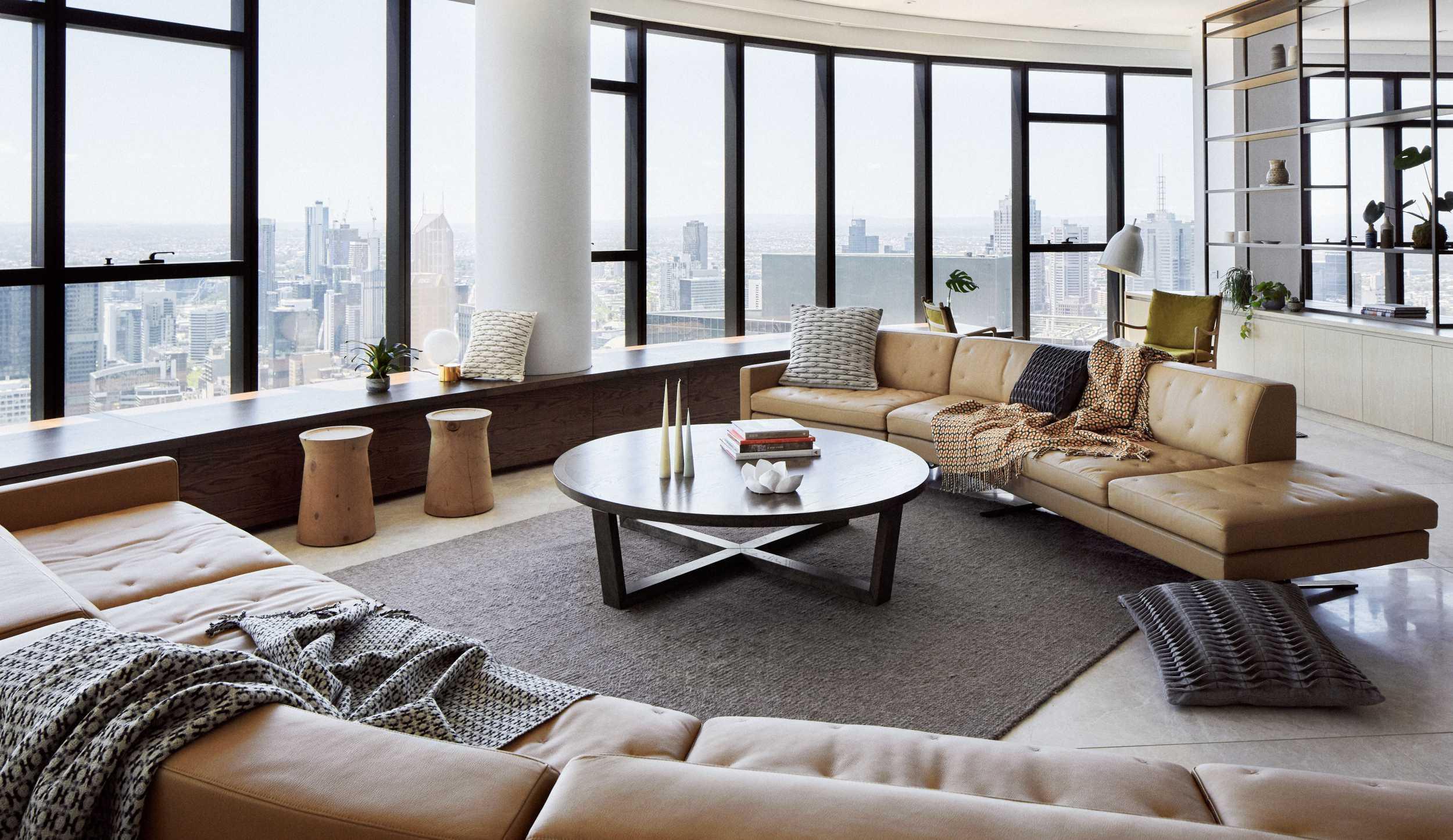 Apartment design, living room, Southbank, Melbourne, interior design.jpg
