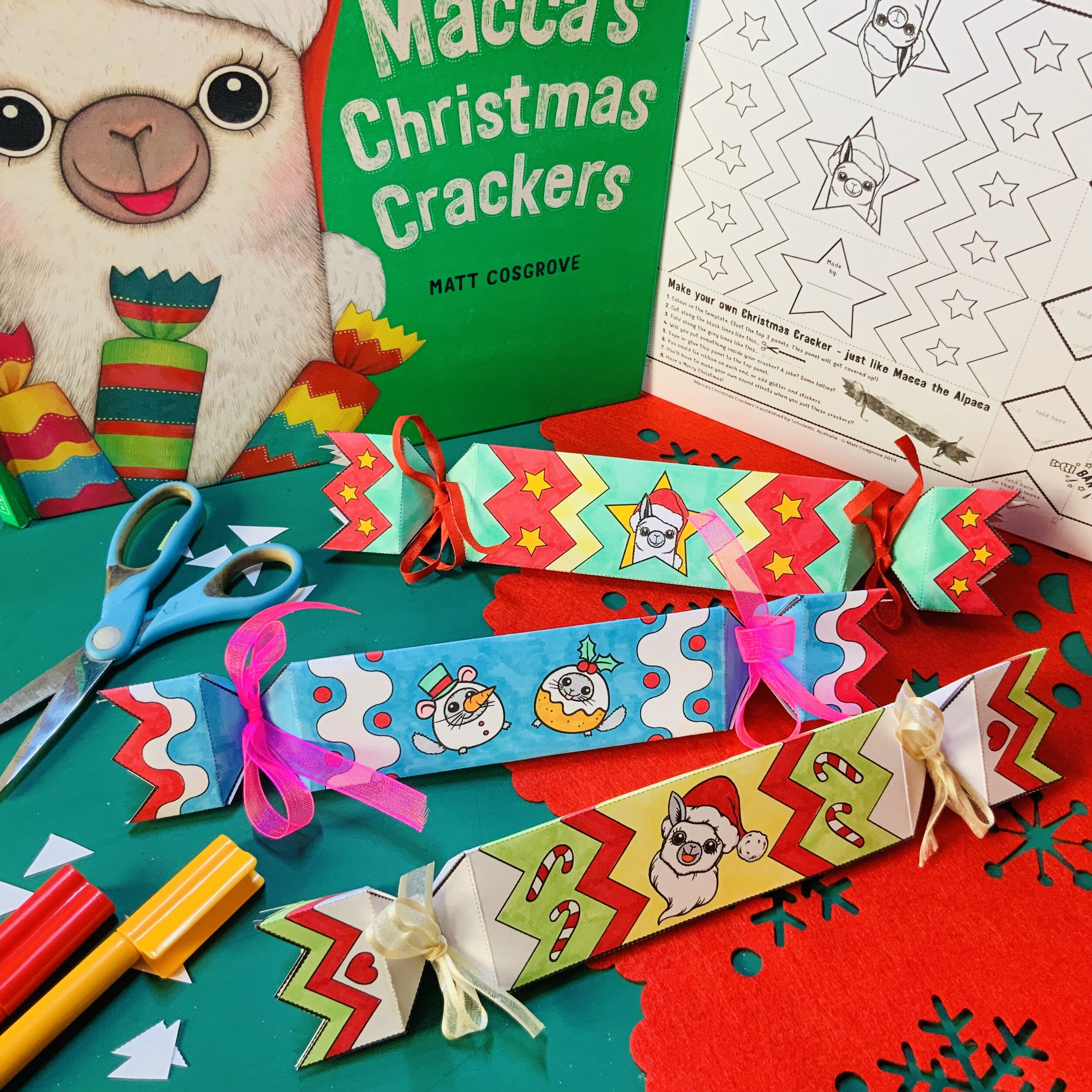 Macca S Christmas Crackers News Matt Cosgrove