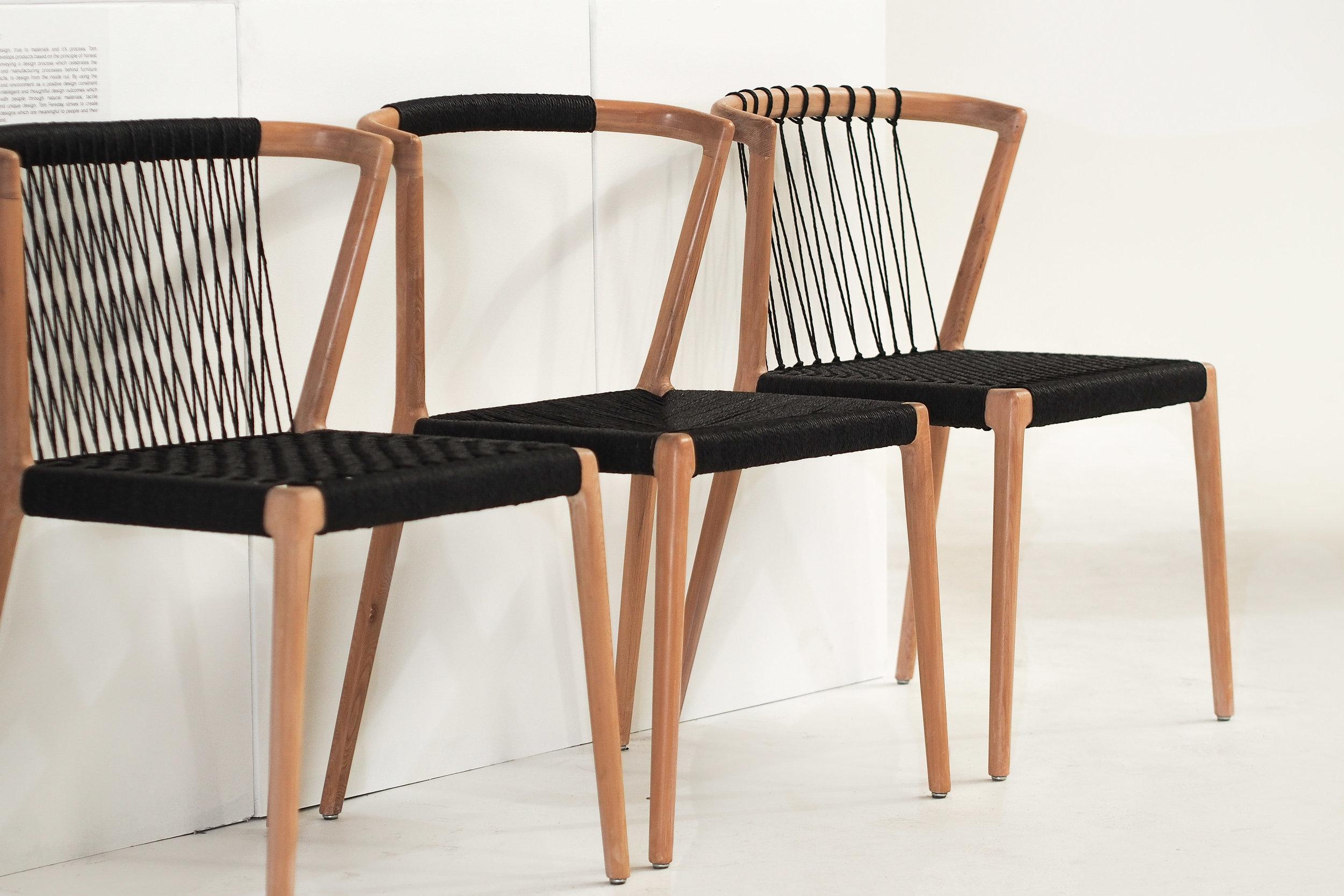 'Pieman Chair' by Tom Fereday