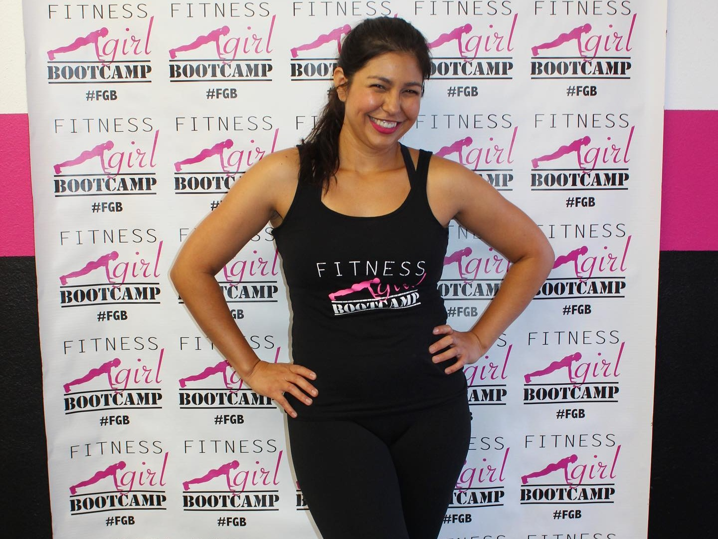 ORDER your Fitness Girl Bootcamp Tank Top Today