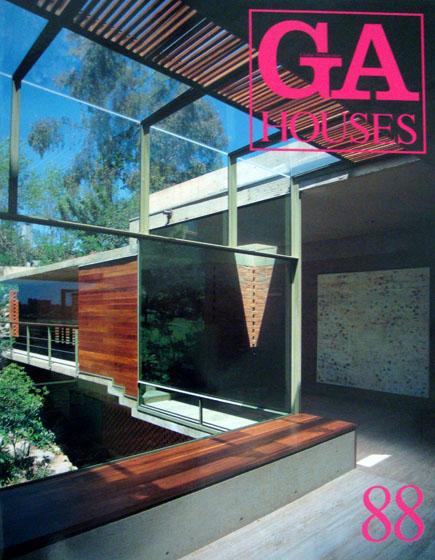 GA HOUSES - n. 88 | June 2005   Photographed by Yukio Futagawa
