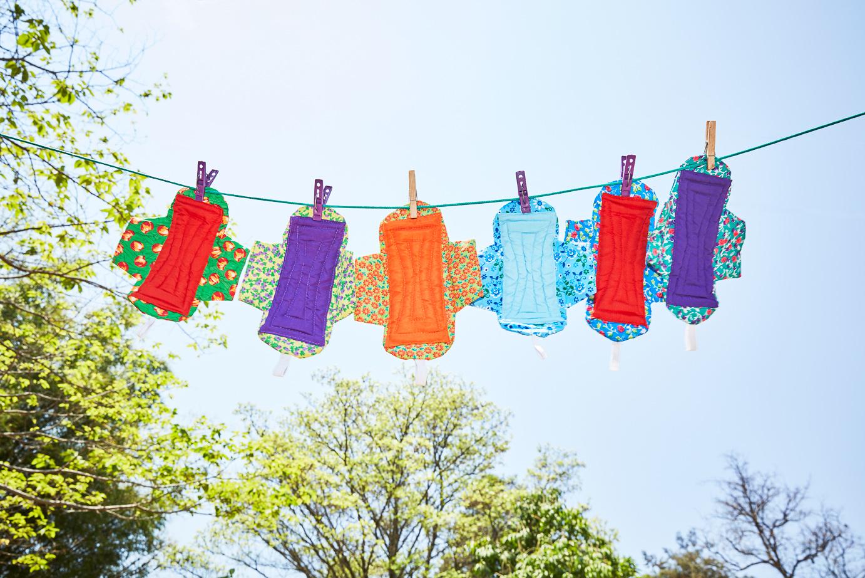 Empowering Malawian women and girls through reusable sanitary pads.