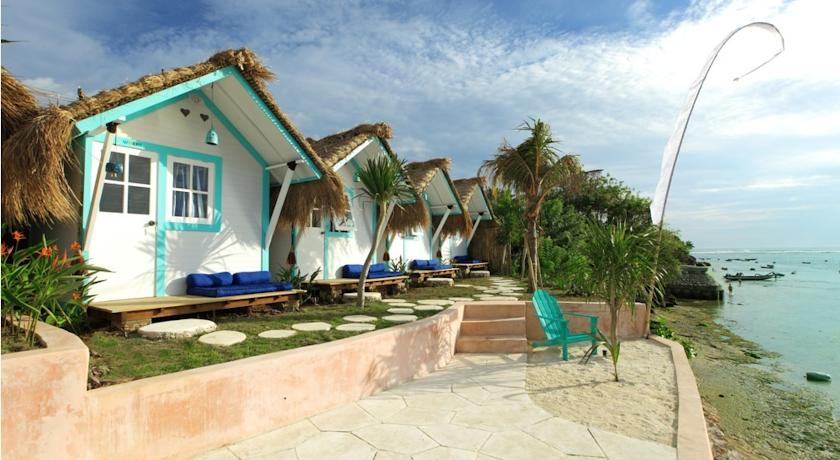 Barefoot luxury at Le Pirate