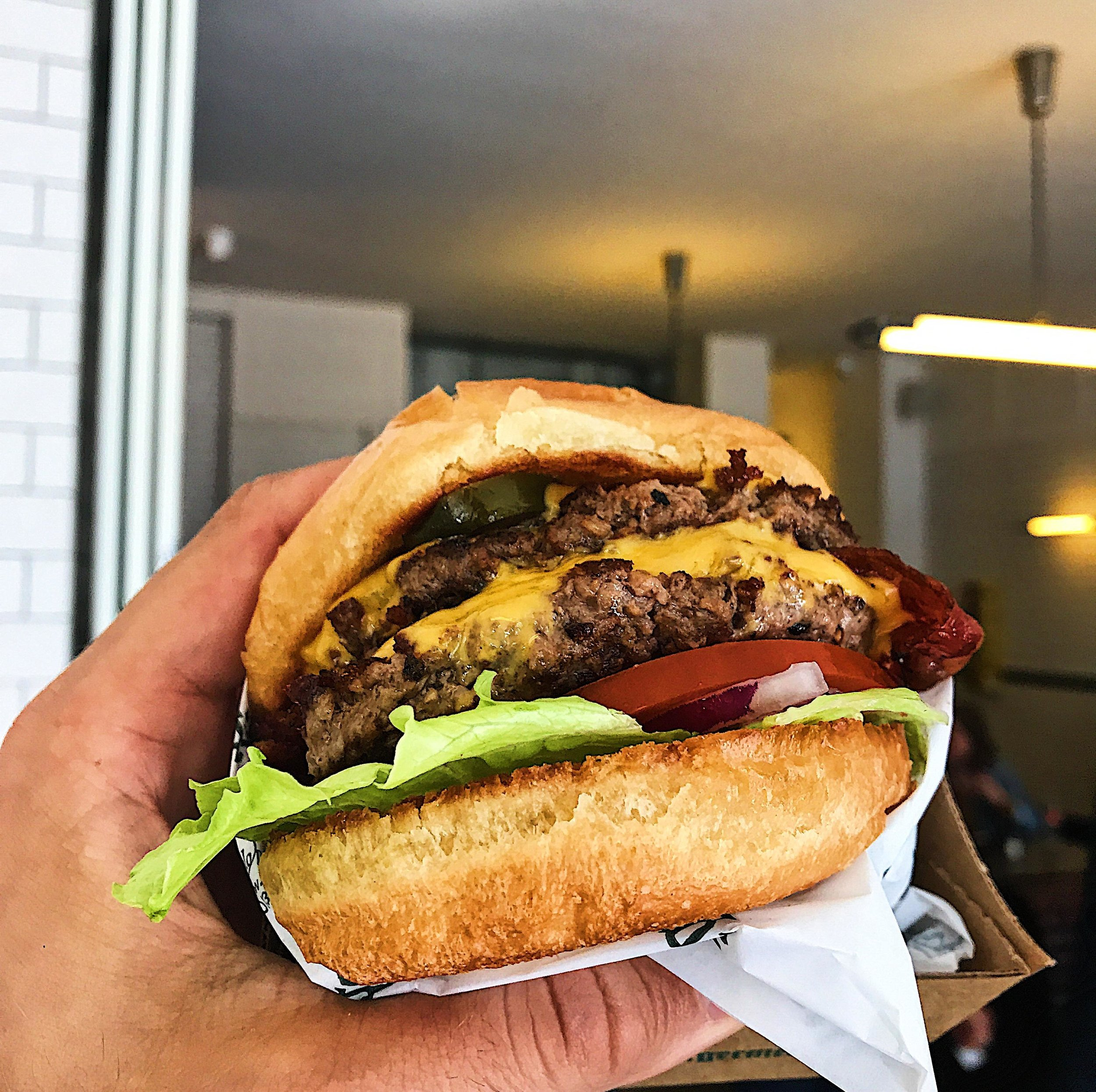 One burger to rule them all. Find out this No. 1 burger winner location (for now) below...