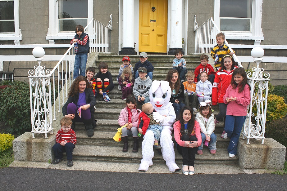 PPU Easter egg hunt 2009.jpg