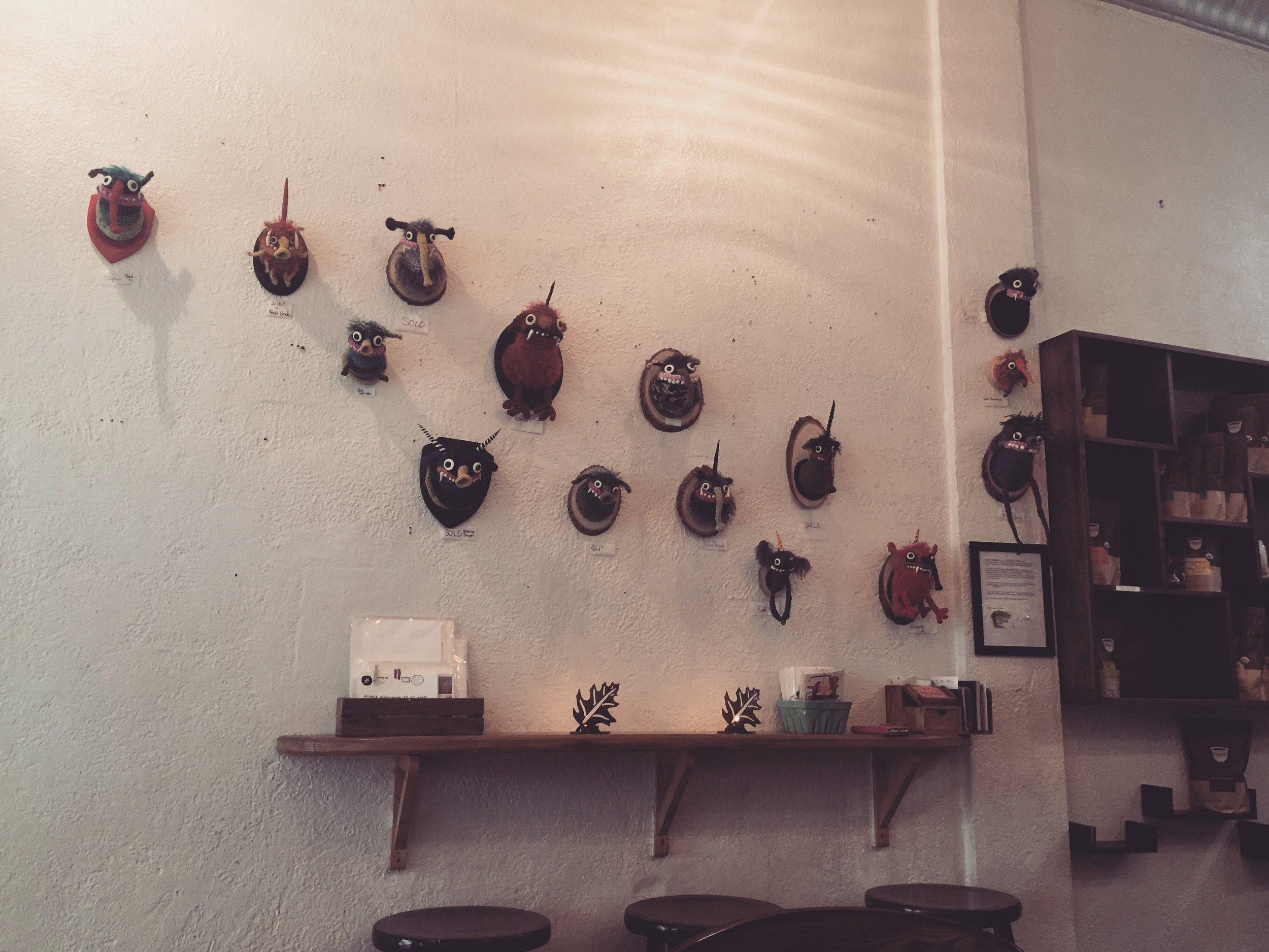 Ethiopian Coffee Shop: Washington Heights