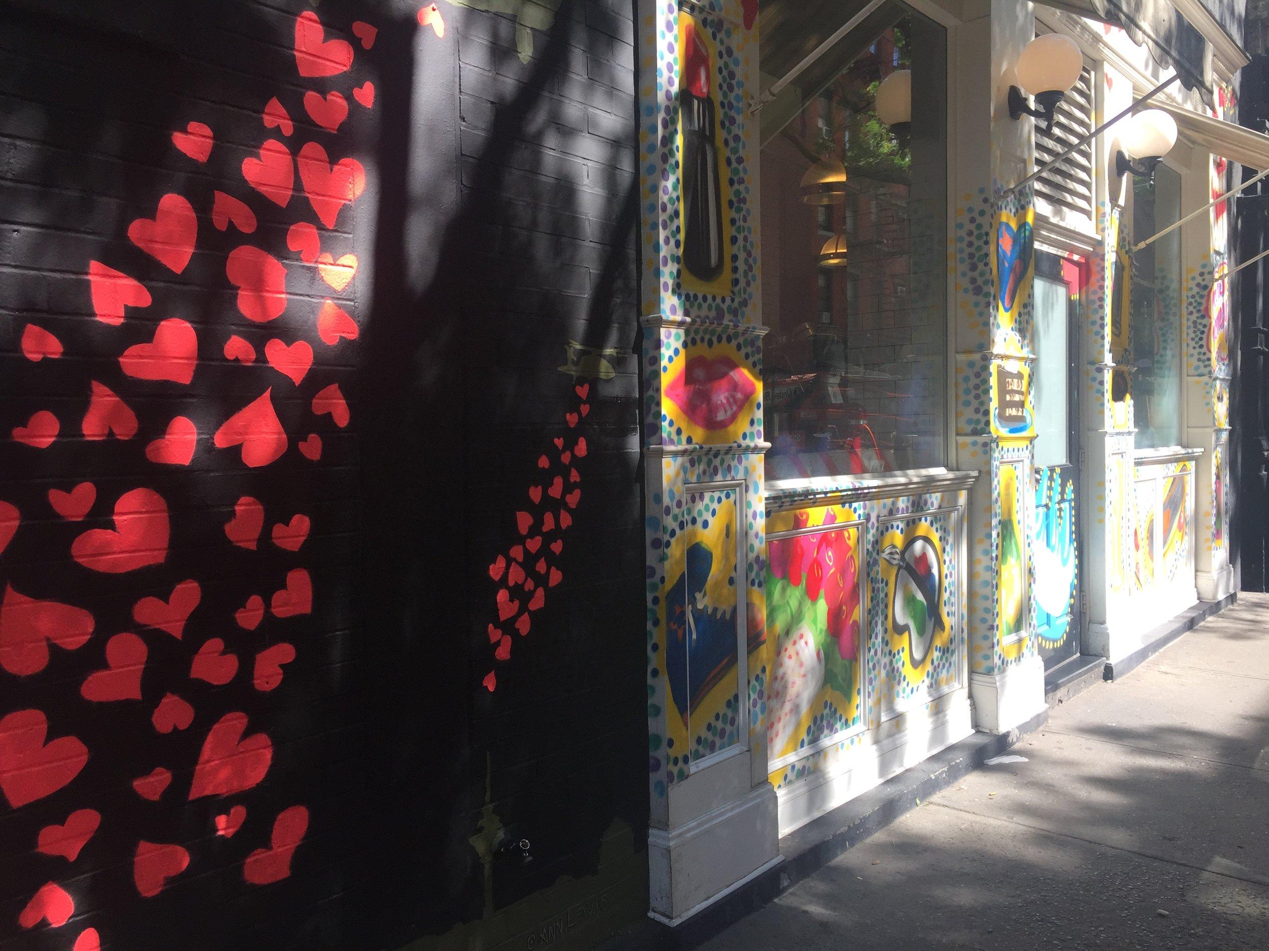 SoHo Murals