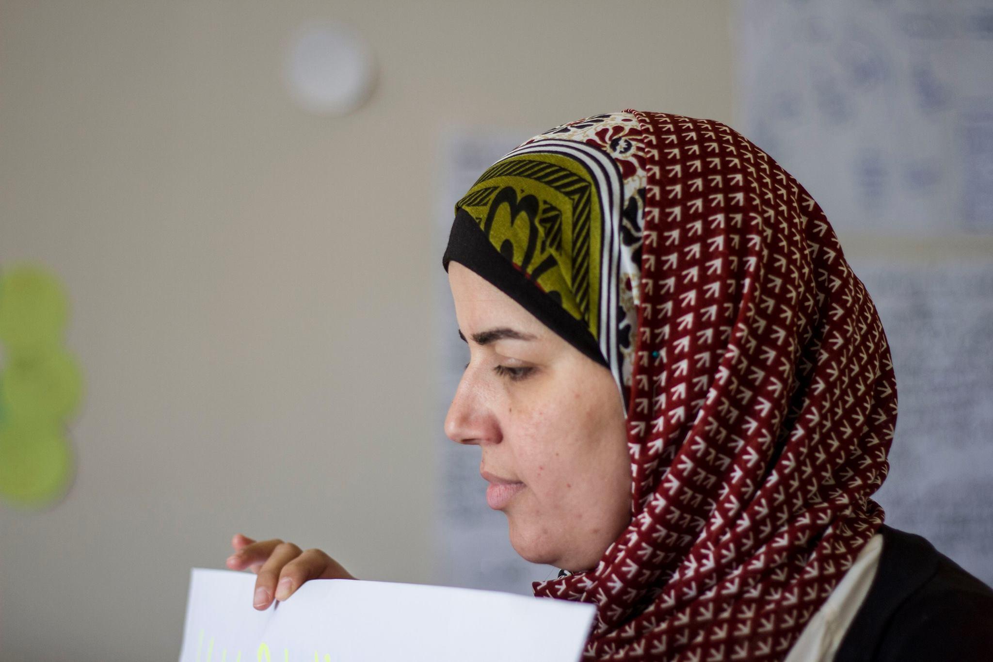 Maisa Khudair - Jordan