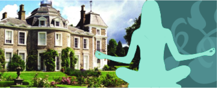 Iyengar Yoga at Oxenhoath - a beautiful country manor in rural Kent one hour from South London