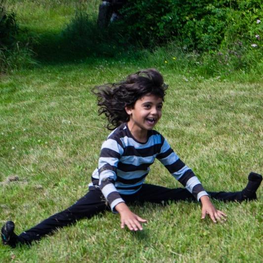 Akrobatikk workshop