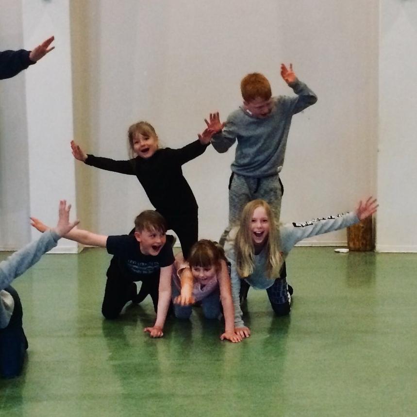 Akrobatikk kurs skole