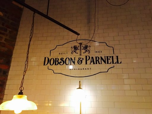 DOBSON AND PARNELL