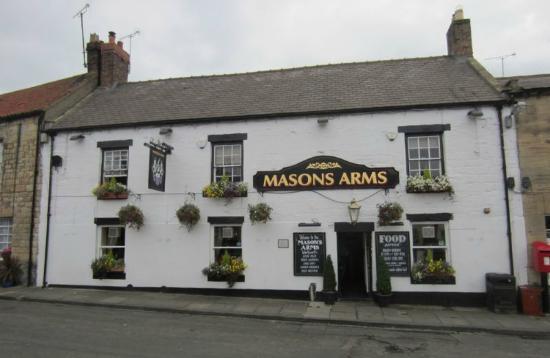 The Mason Arms