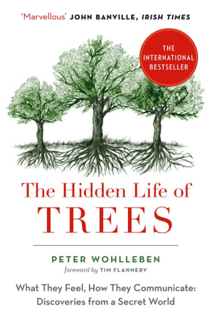 The Hidden Life of Trees, What They Feel, How They Communicate by Peter Wohlleben is published by Harper Collins.