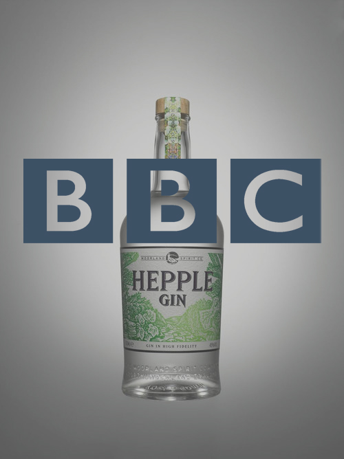 MOORLAND SPIRIT / HEPPLE GIN IS A FINALIST IN THE BBC FOOD & FARMING AWARDS    March 28, 2018
