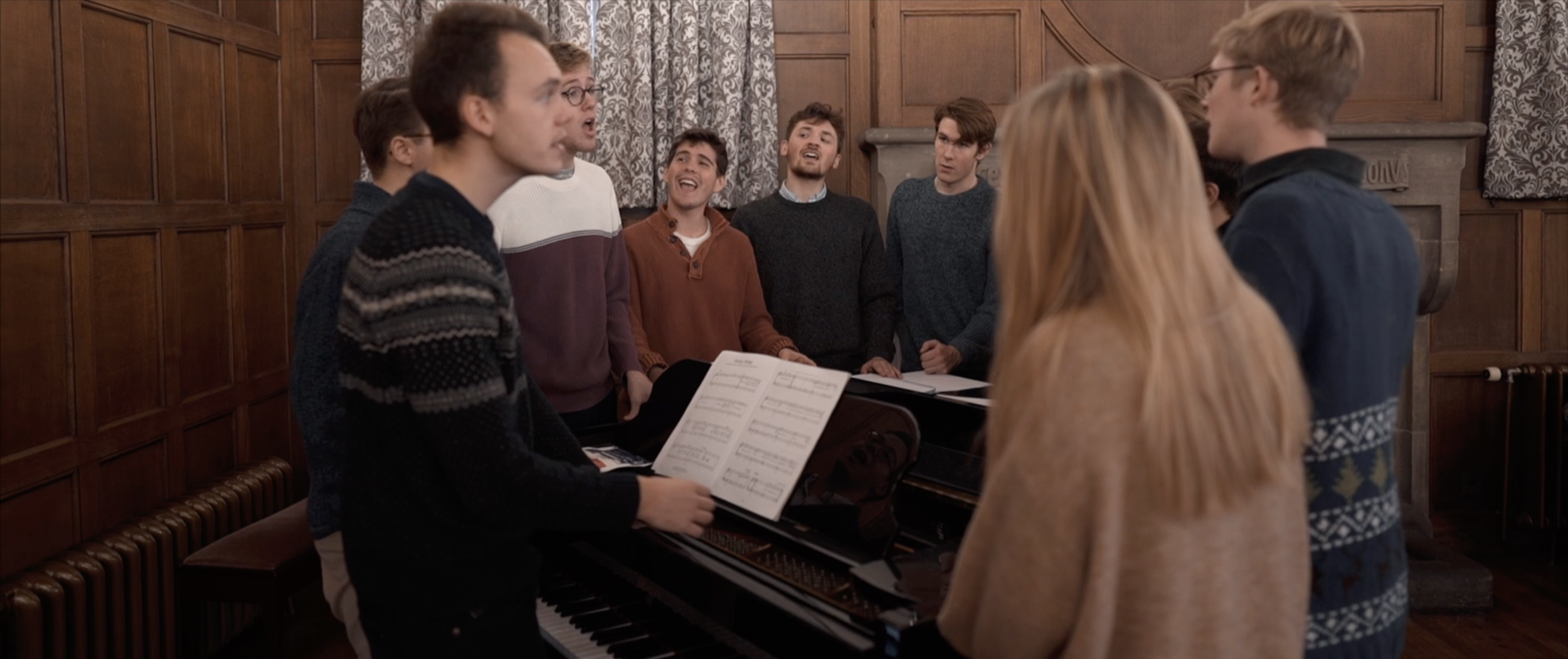 THE OTHER GUYS A CAPPELLA MUSIC VIDEO - FAIRYTALE OF NEW YORK