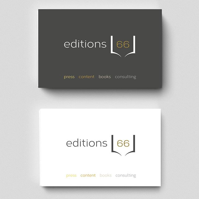 A sleek brand and some of the stationery designed for a media company. I was pleased with how the logo design developed from a standard book icon into this pretty cool shape. . . #businesscarddesigns #smallbusinessuk #freelancedesigner #stationerygeek #mediabusiness  #businesscards