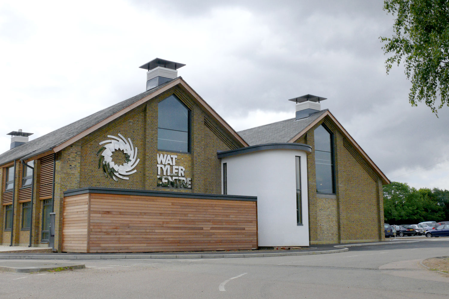 The Wat Tyler Centre offers spaces for everything from a board meeting to a big family wedding