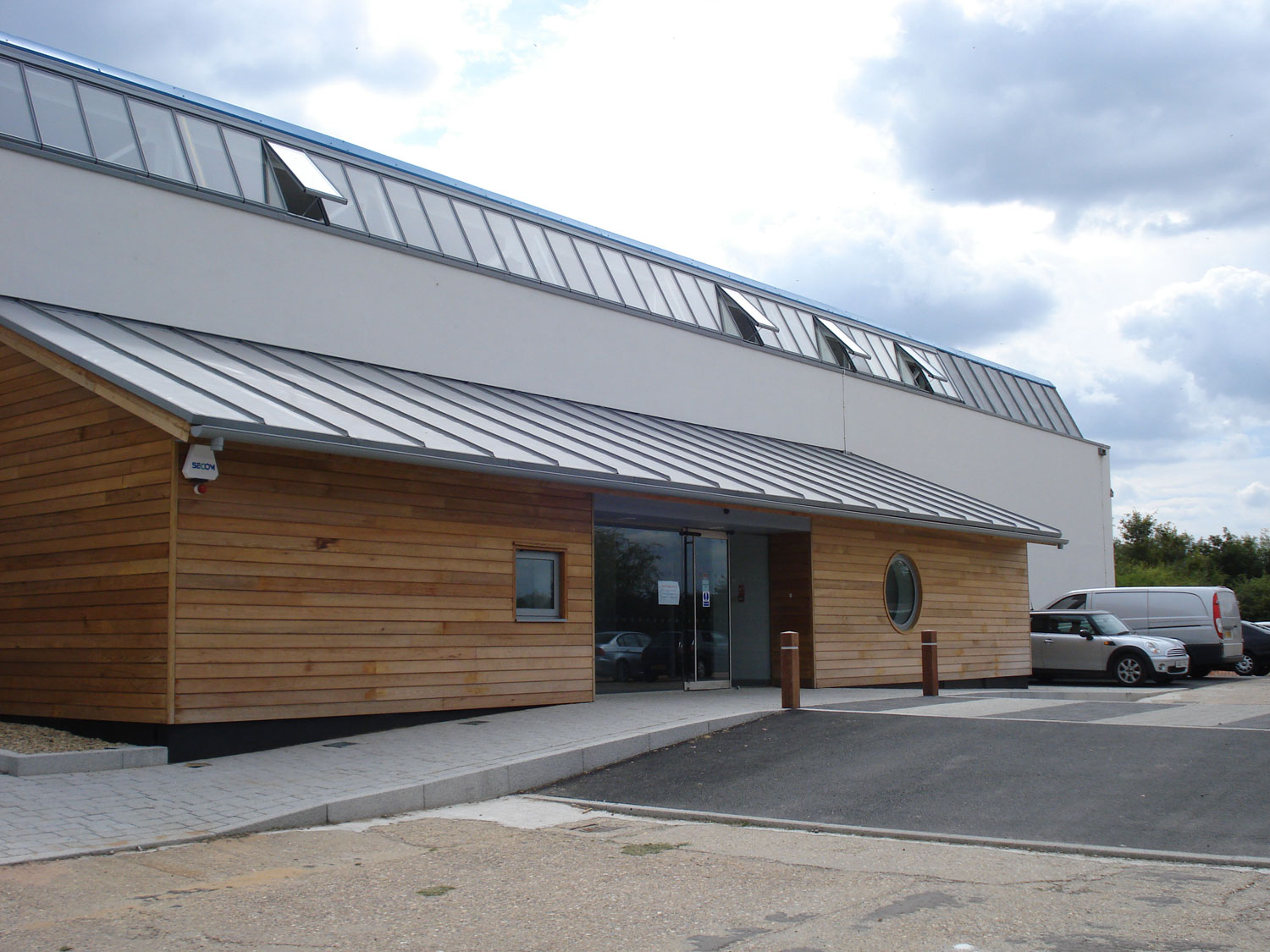 The Green Centre offers modern room hire in a sustainable space