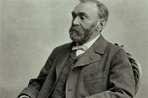 Alfred Nobel, Technical Director of Nobel Explosives.