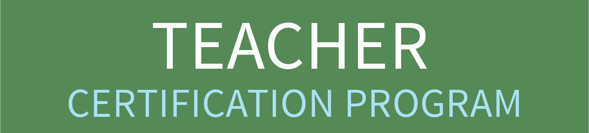 ACAT/Teacher Certification Program