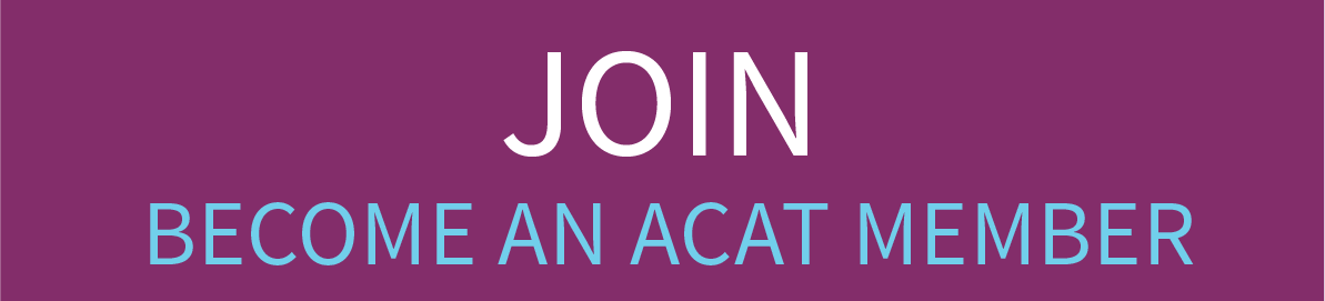 Join: Become an ACAT Member