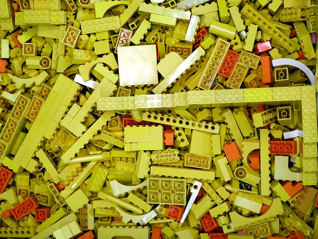 legos assembly required