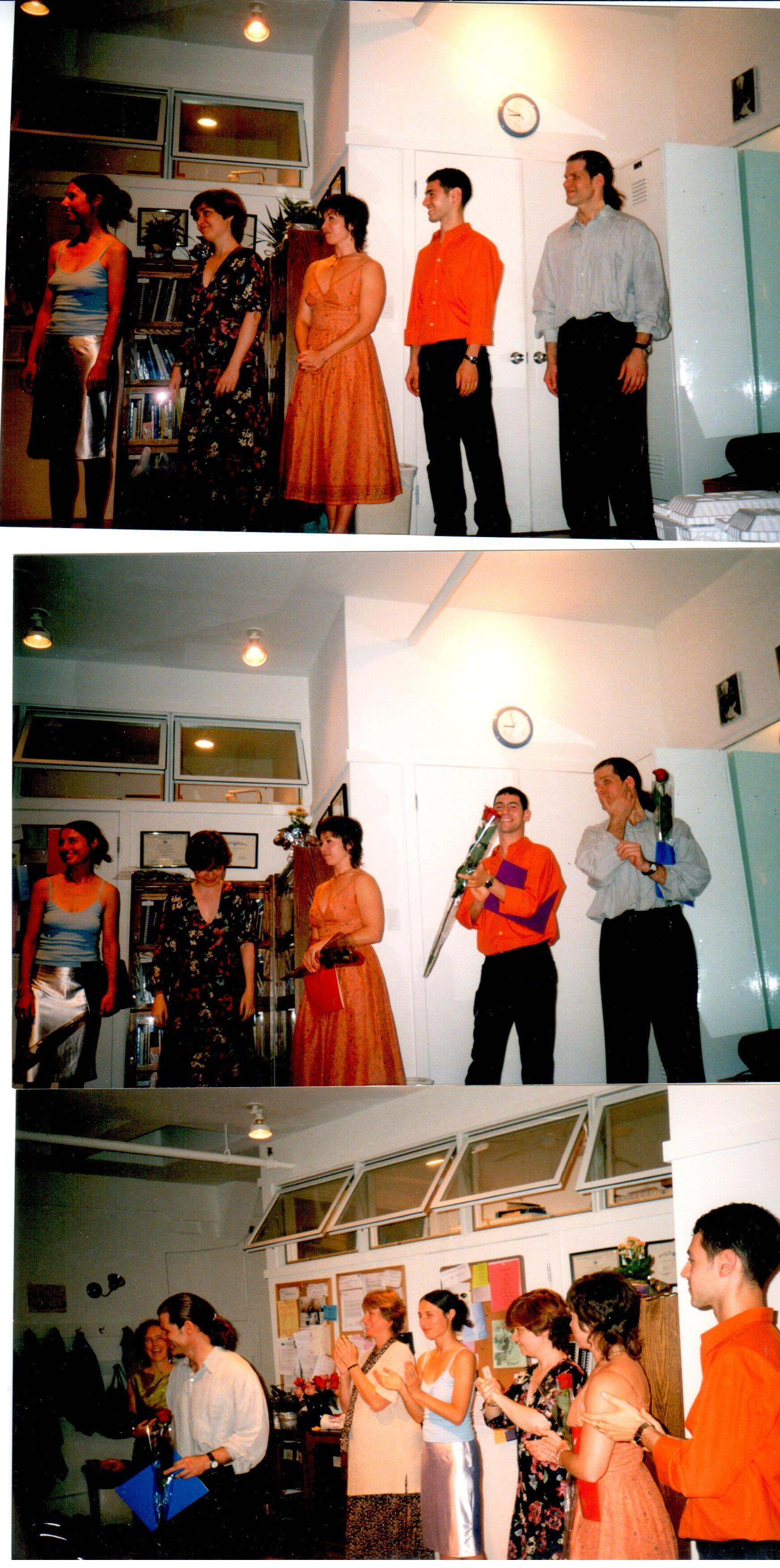 ACAT Graduation December 2001