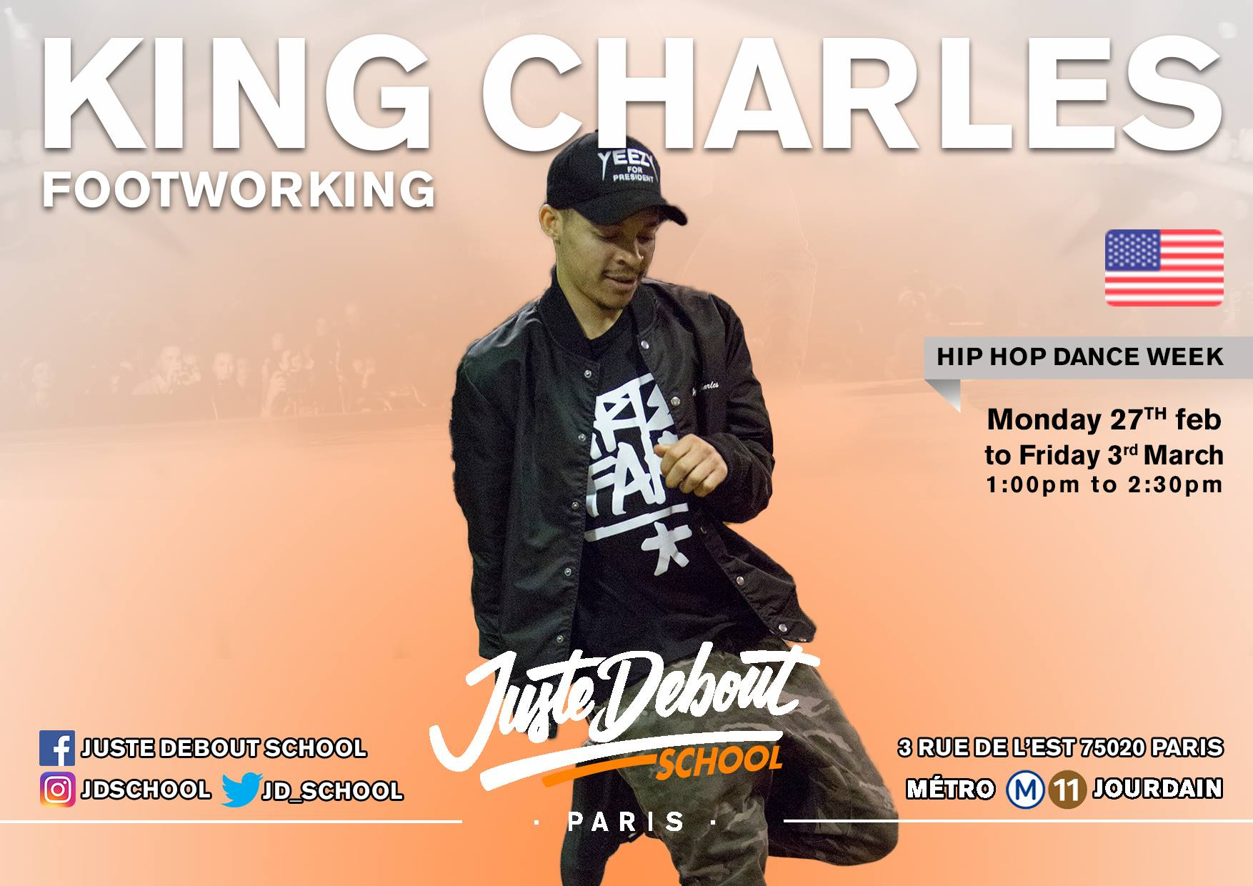 workshops coming right up!