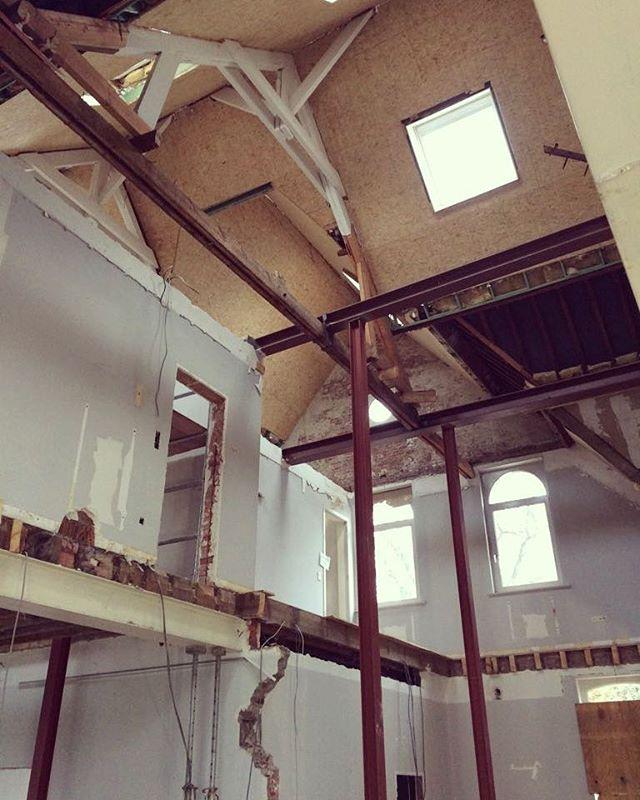 #komaanarchitecten#groepvanpelt#renovatie#showroom