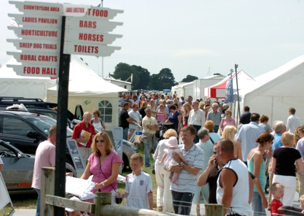 THE ROYAL LANCASHIRE SHOW SHOWCASES THE BEST PRODUCE FROM THE REGION