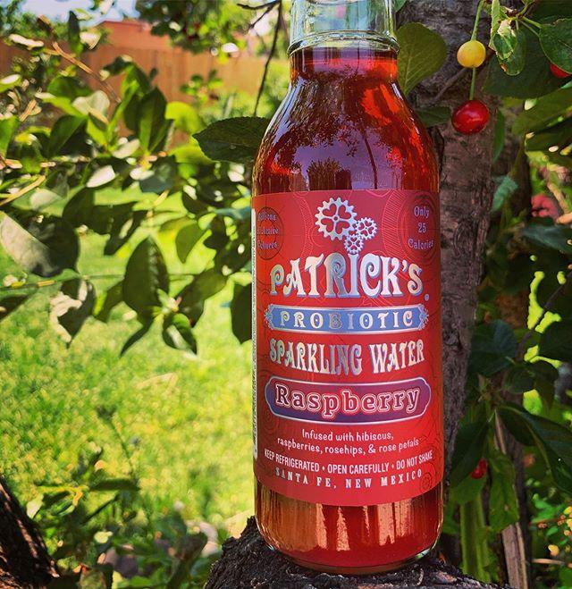 Soaking up these last days of summer ✌🏼 ☀️ ☀️ ☀️ #feelinglikefall #summersalmostover #drinkpatricks #raspberry #probiotics #soakitup #motivationmonday