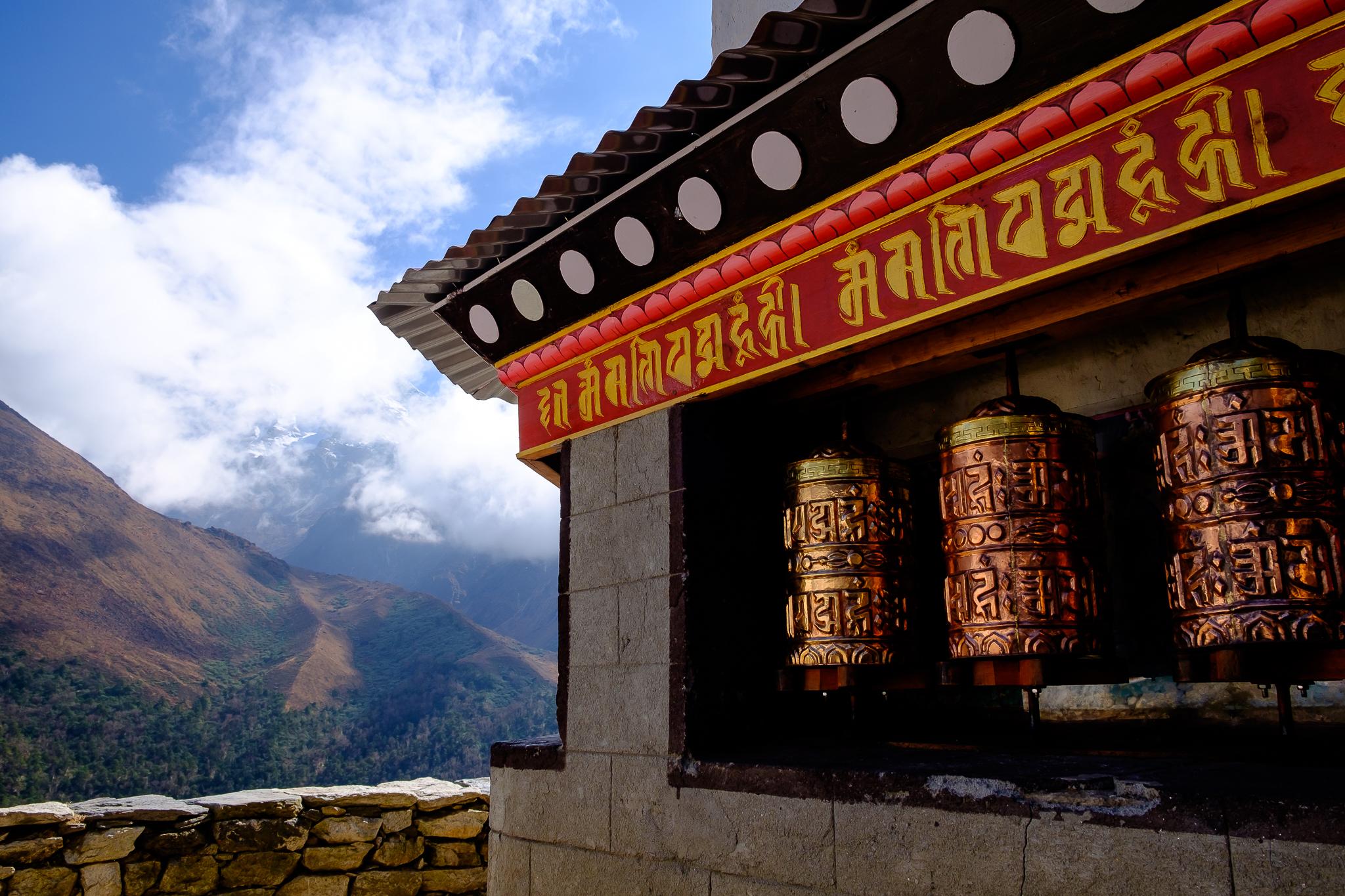 Pangboche Monastery