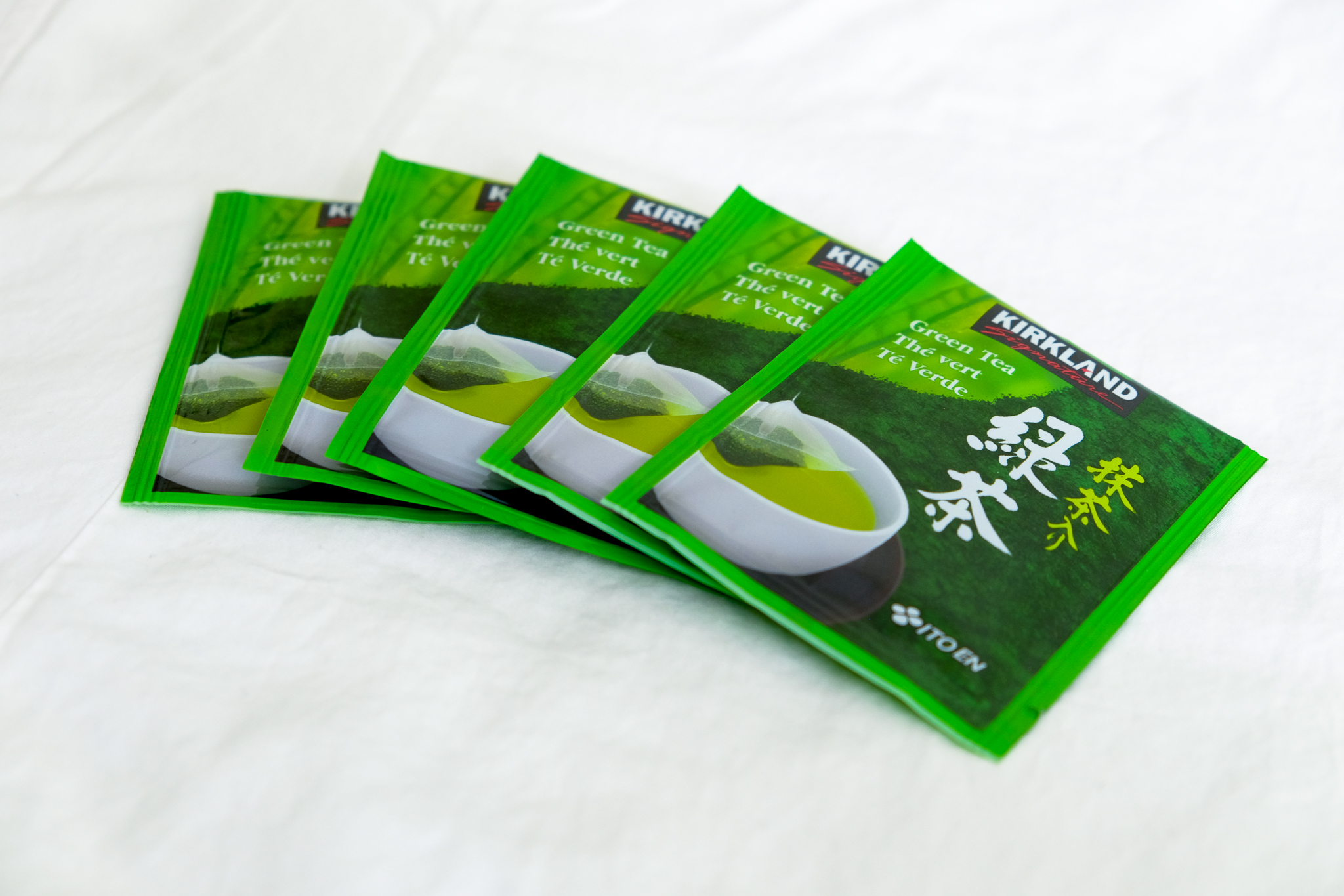 Kirkland Ito En Matcha Green Tea Bags