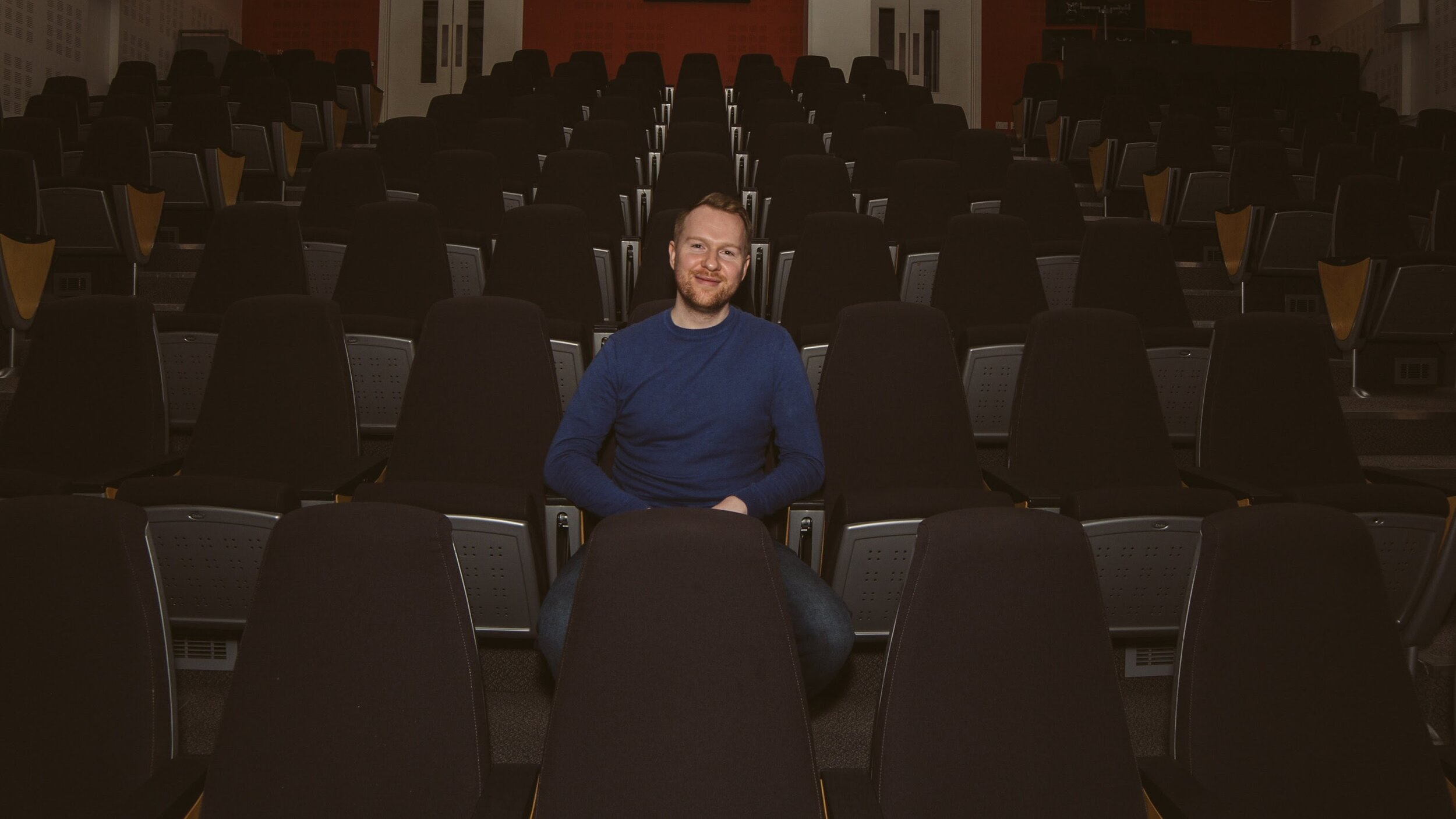 Dr Shaun O'Boyle, Science Communicator and Public Engagement Consultant