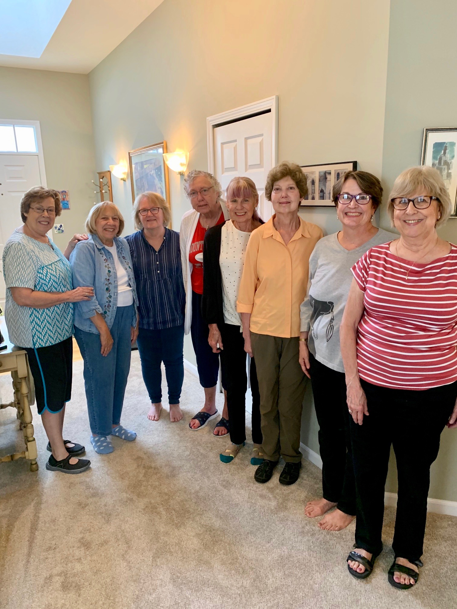 Wise Women Discussion Group -