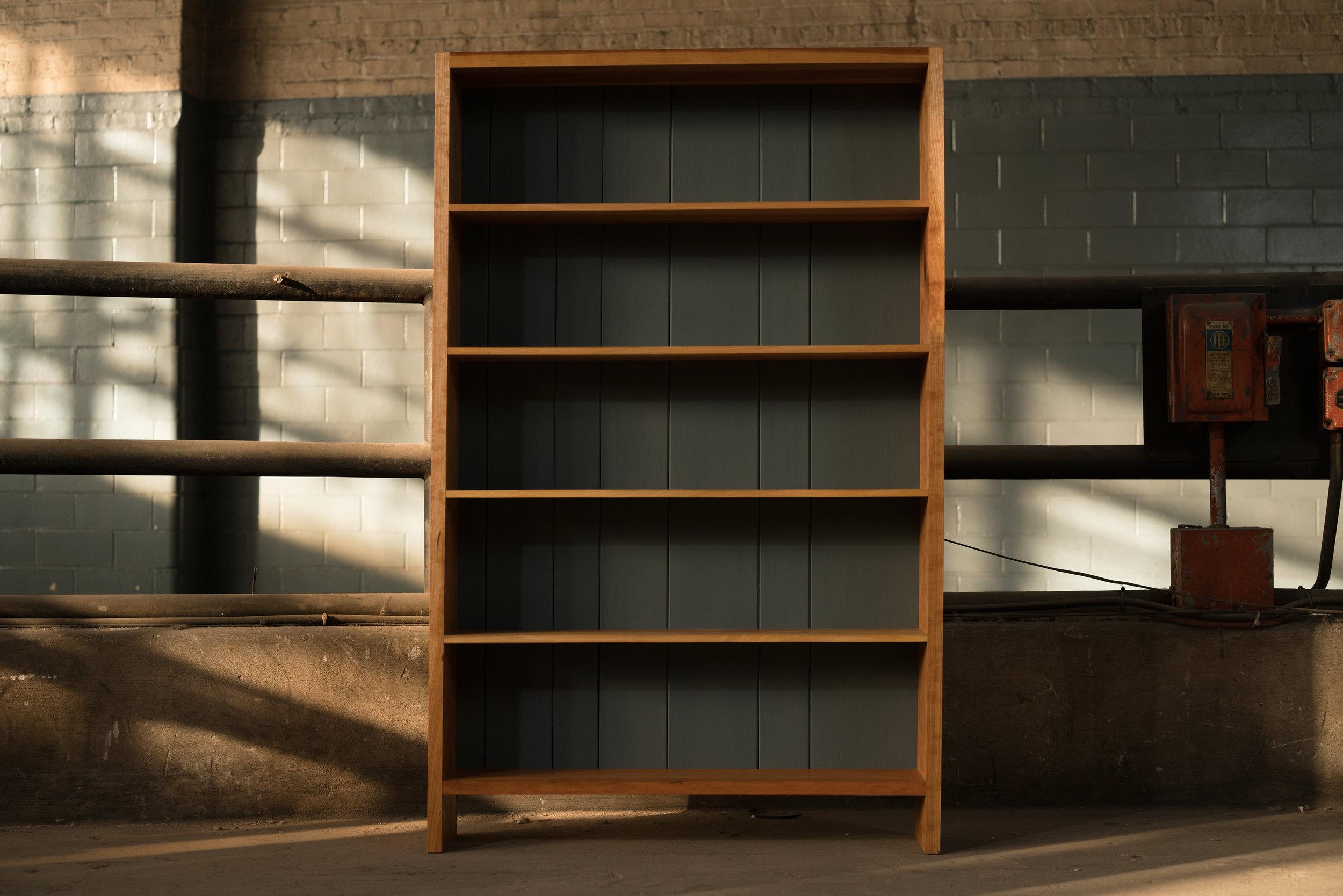 Media shelf