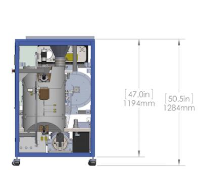 Power-Efficient Smoldering Technology
