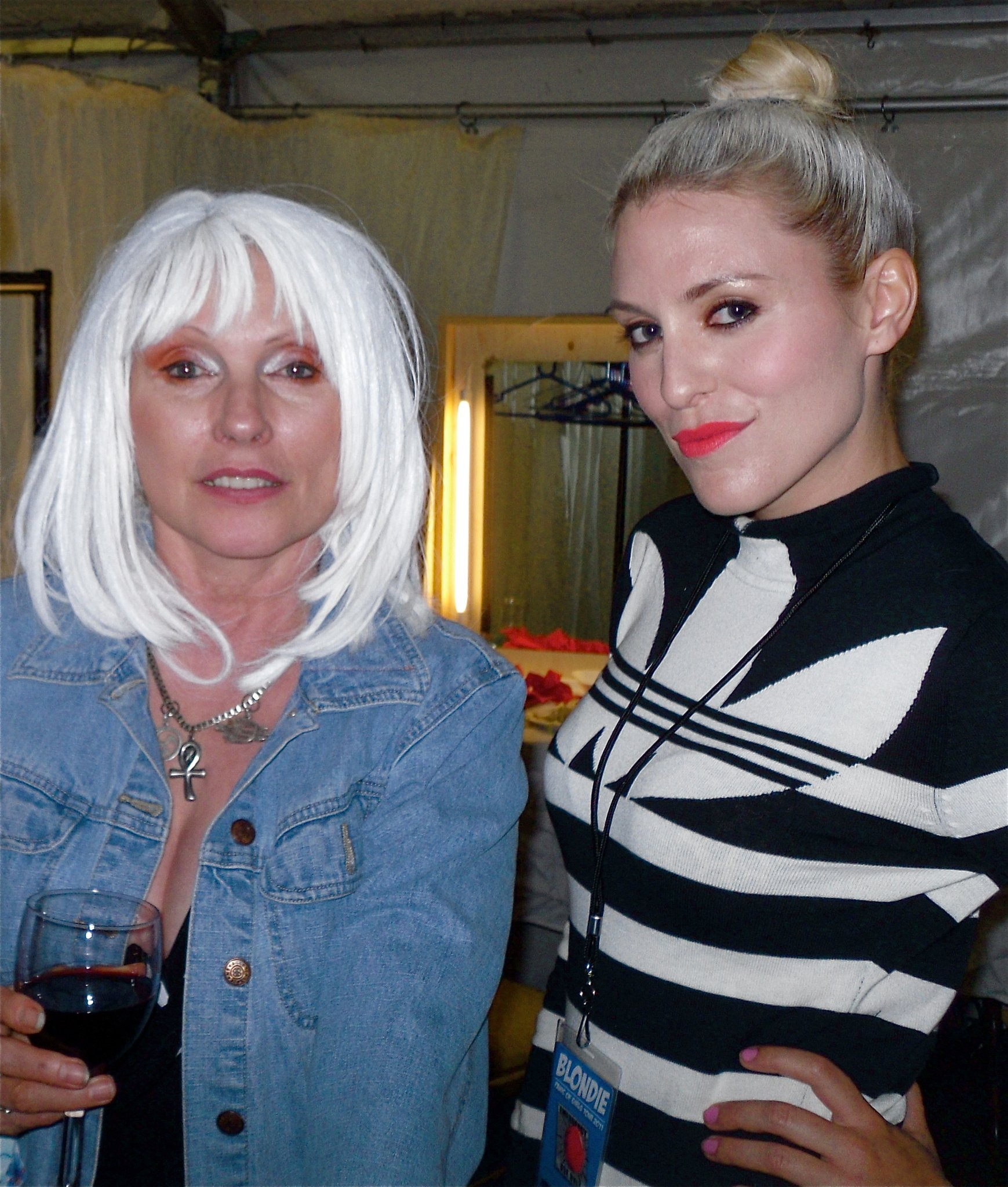 Two Blondies