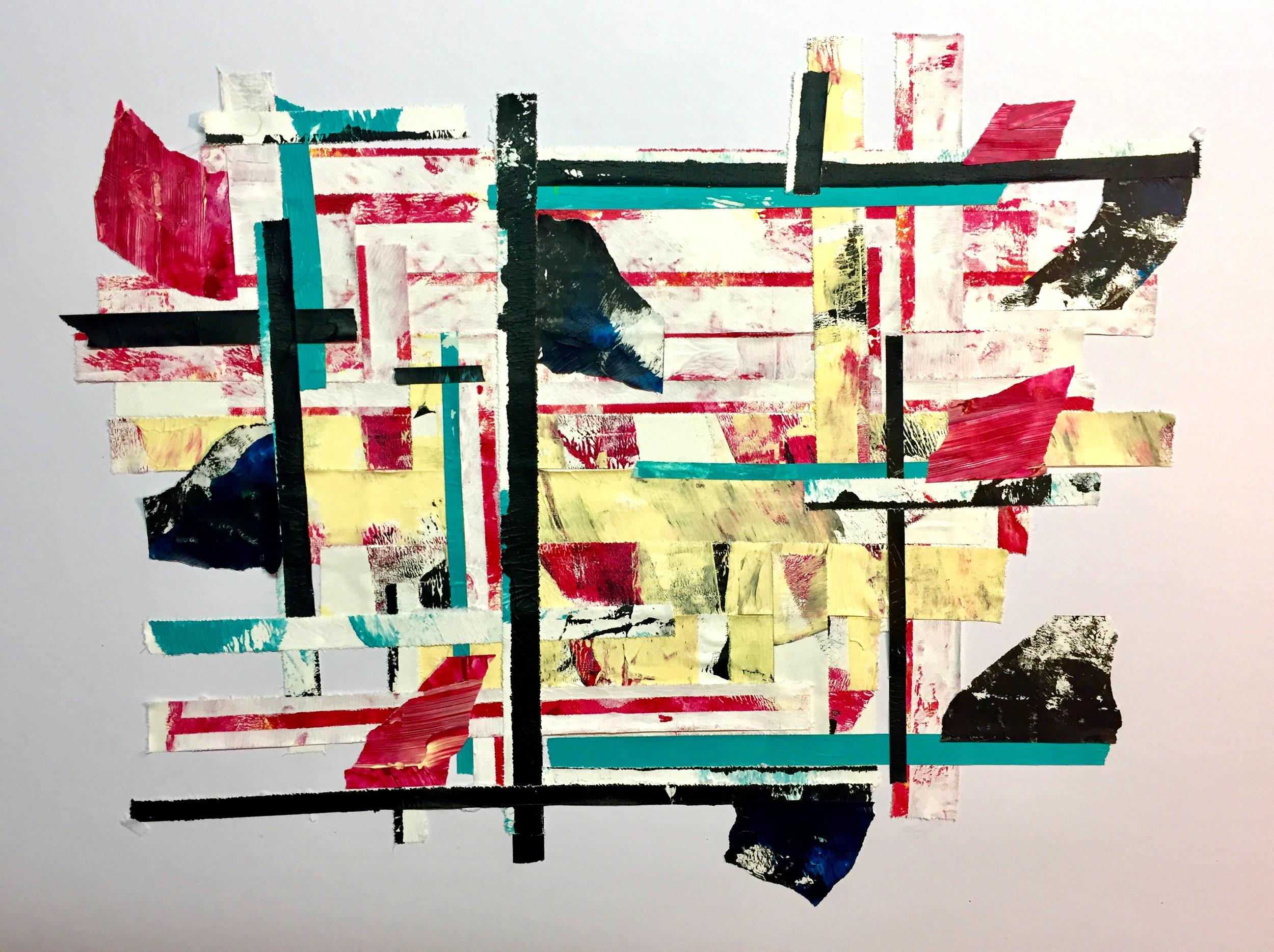 Untitled 16x20