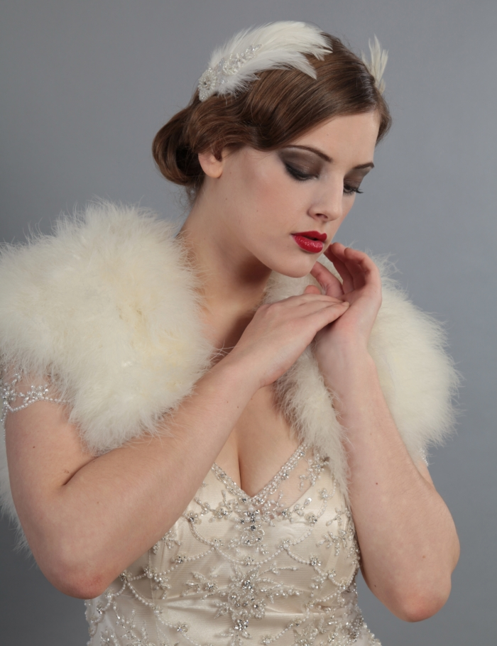 Bridal 1920s Makeup