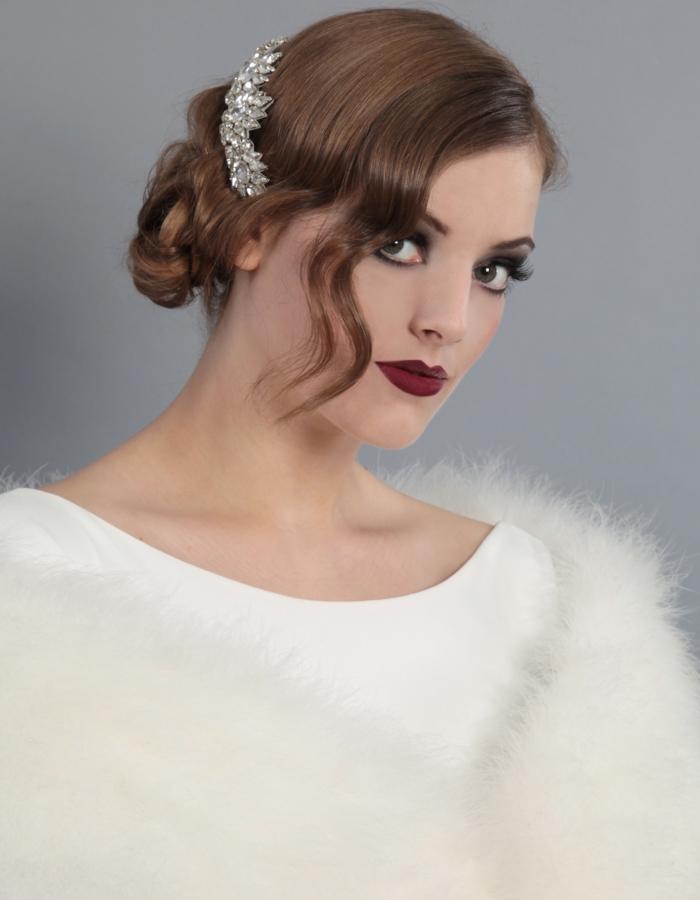 Bridal Vintage Makeup