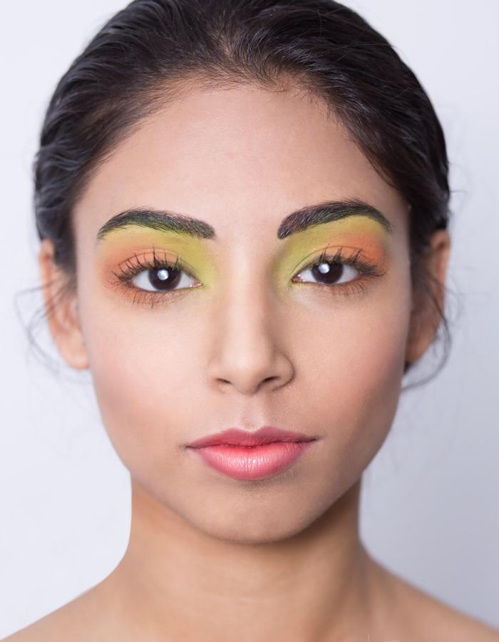 Makeup for Fashion Shoot
