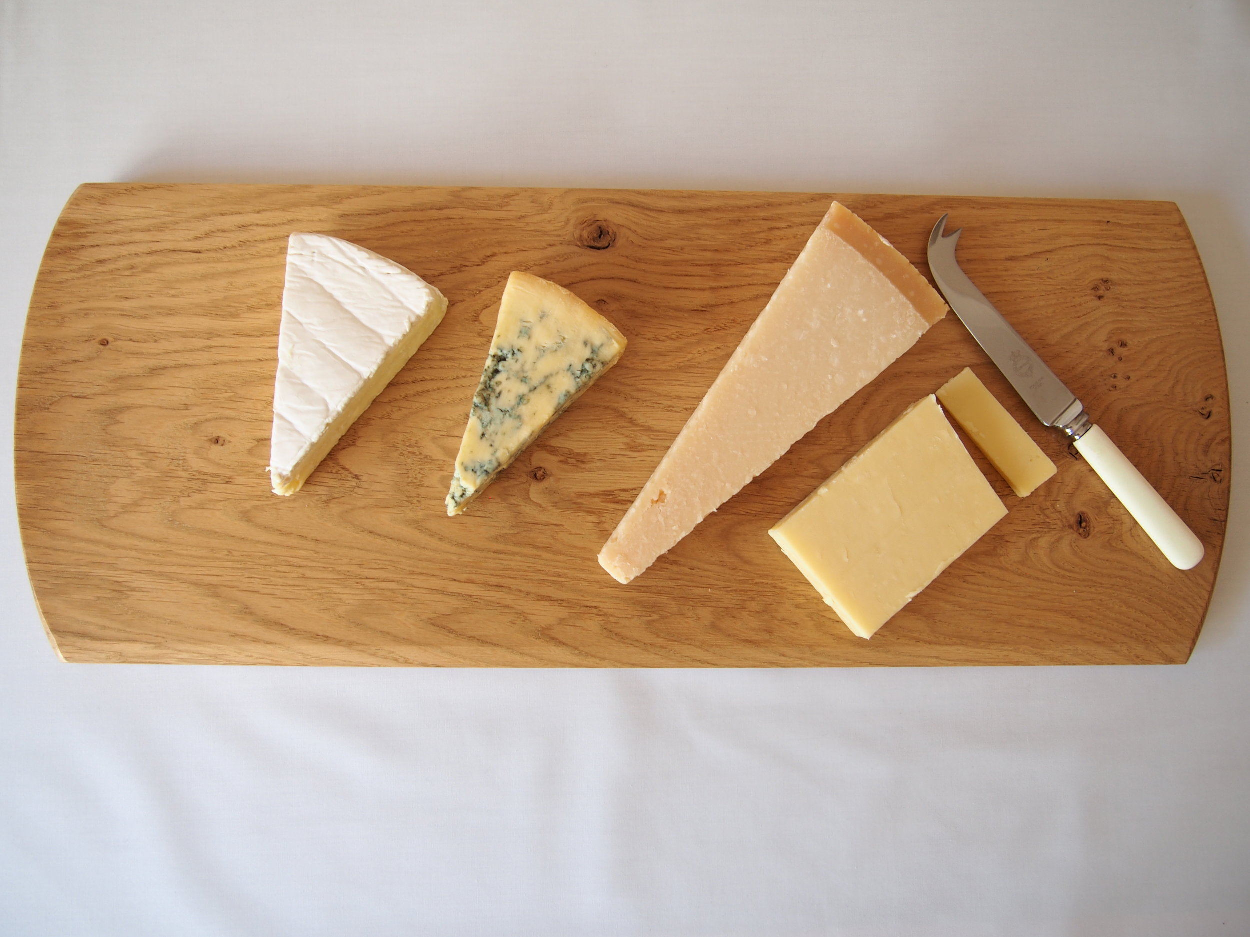 Oak Cheese Board