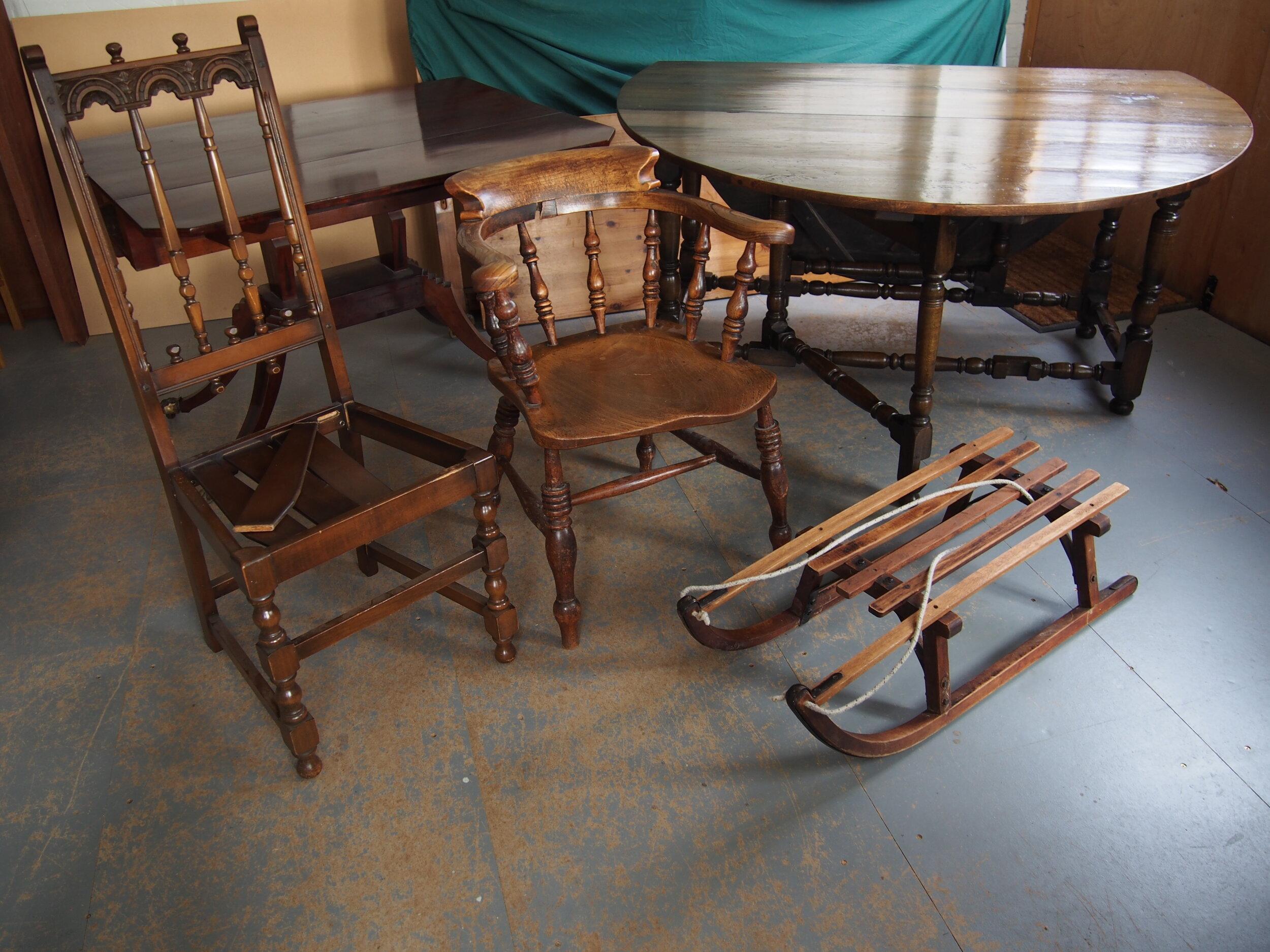 Furniture Restoration collection