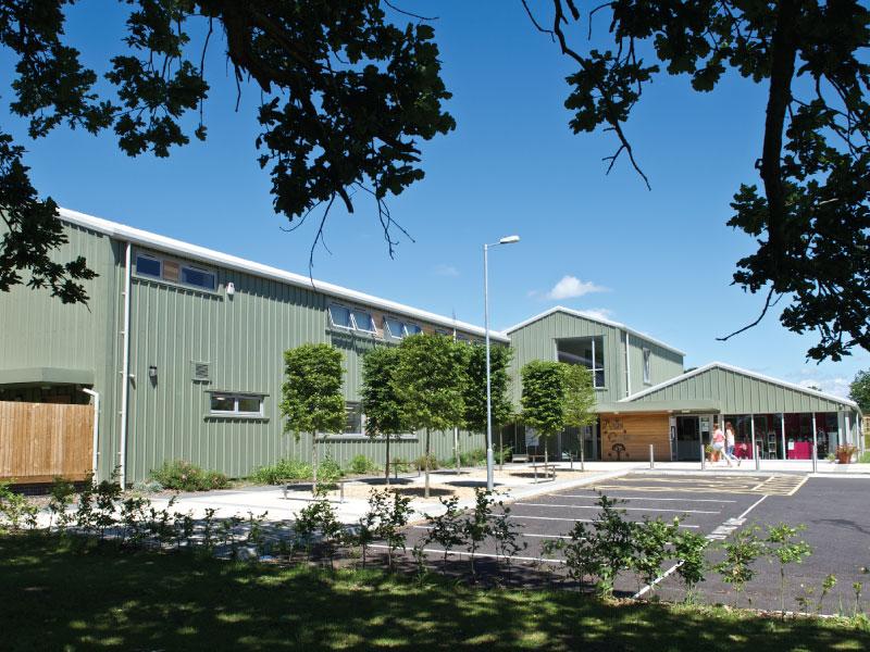 Animal Care & Floristry Building