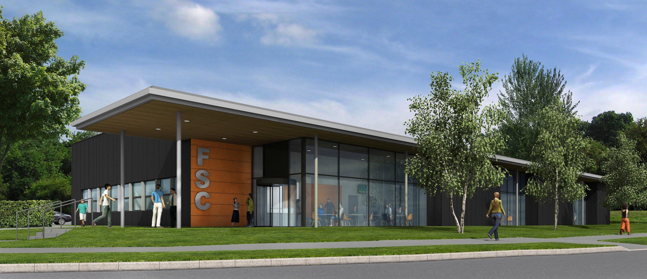 Future Skills Centre, Bordon