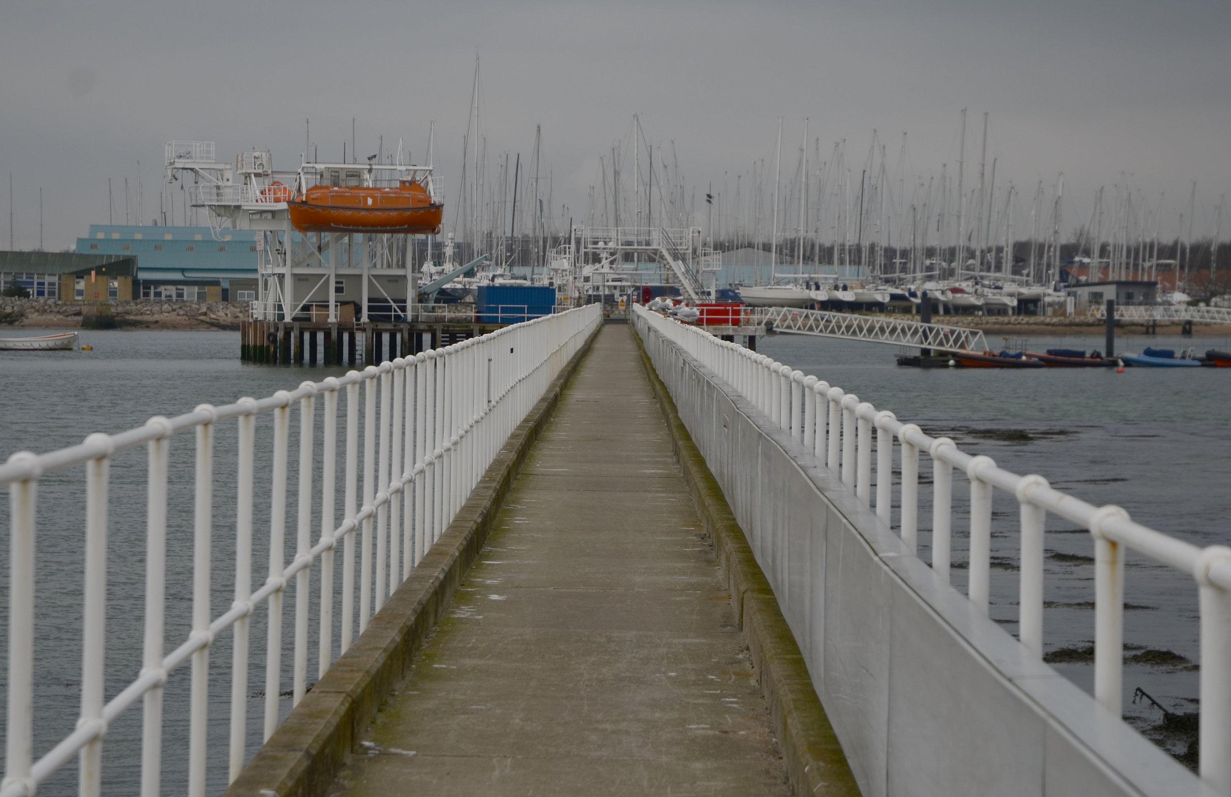 Warsash Pier