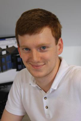 Our trainee John Comer is just about to embark on the 2nd year of his HNC in Civil Engineering